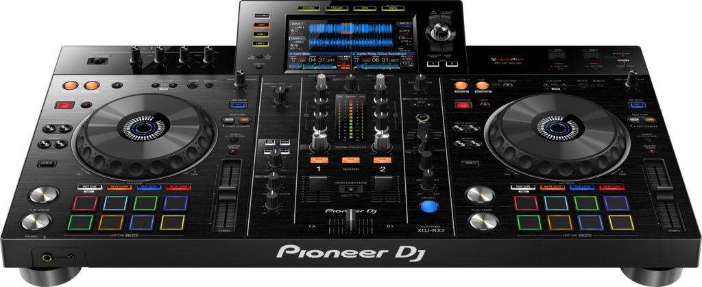 Pioneer XDJ-RX2 Centro i4DJ