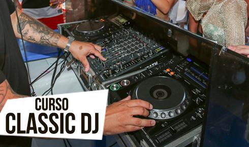 CURSO CLASSIC DJ