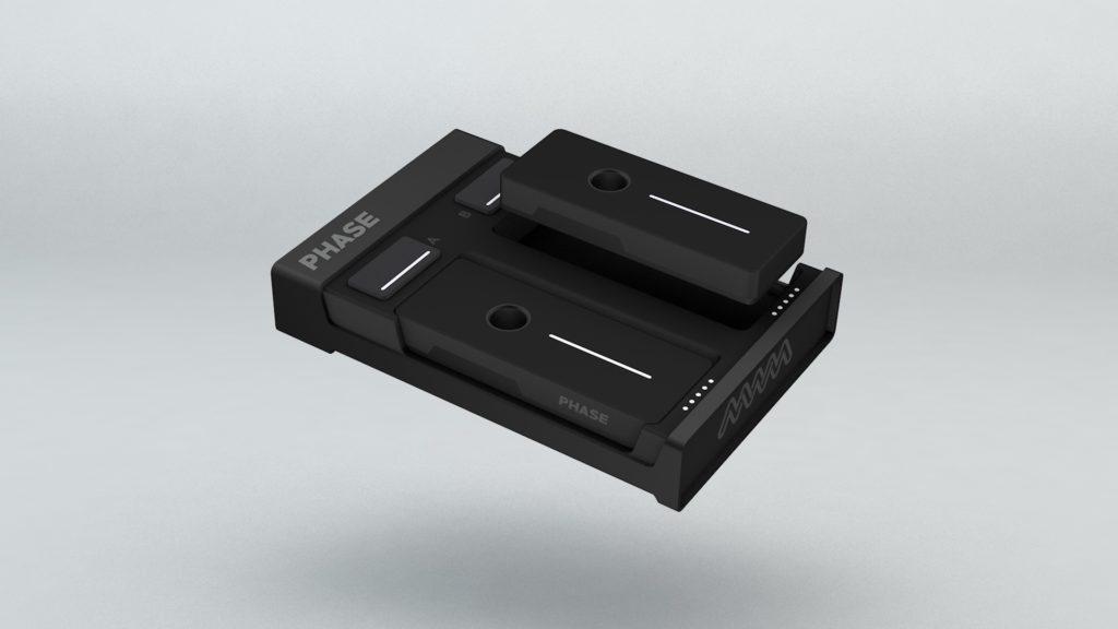 PHASE - Emissor + Recetor