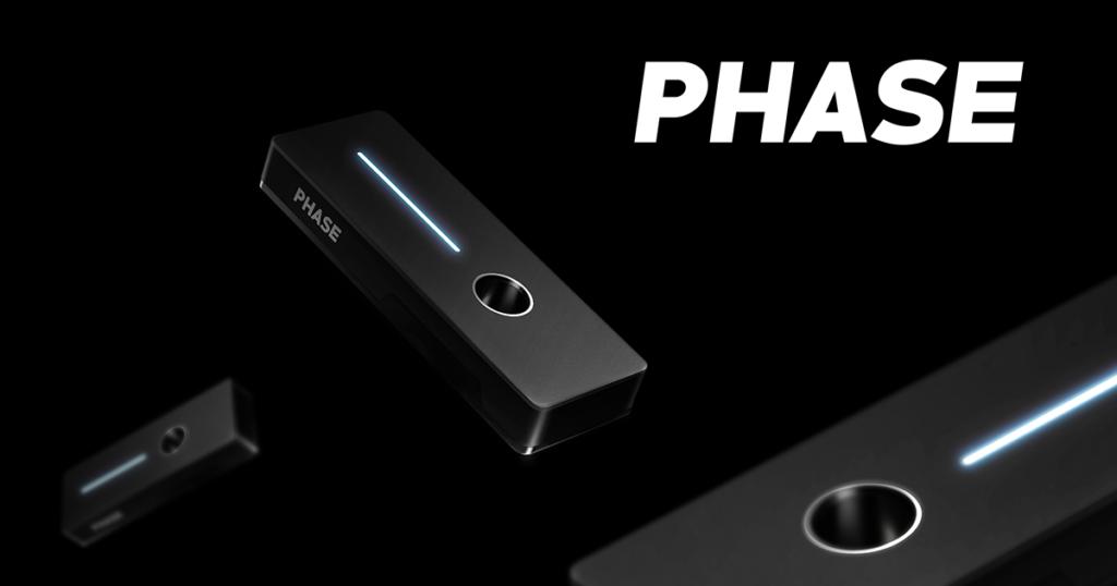 Phase a nova tecnologia DVS