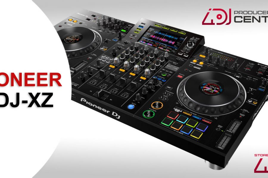 TECHREPORT PIONEER XDJ XZ