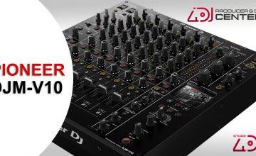 TECHREPORT PIONEER DJM V10 | Vídeo