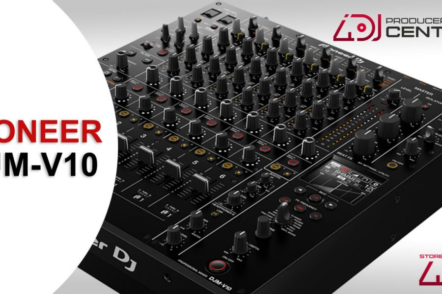 TECHREPORT PIONEER DJM V10 | Vídeo