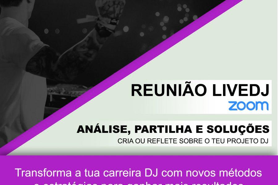 REUNIÃO LIVEDJ ZOOM N3